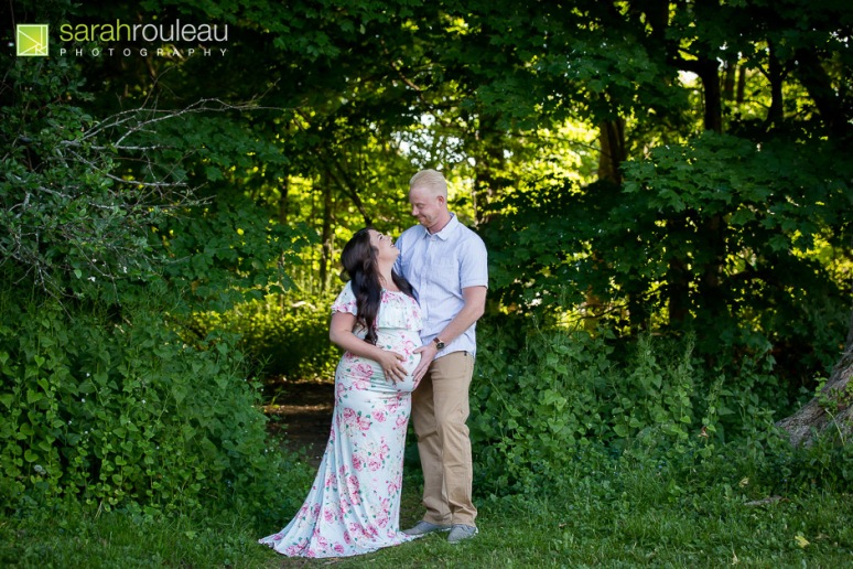 kingston maternity photographer - sarah rouleau photography - Amber and Jesse Plus One-7